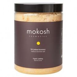 Mokosh Iodine & Bromine Salt Bath & Scrub sól jodowo bromowa do kąpieli 1200g