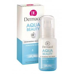 Dermacol Aqua Beauty Moisturizing Gel-Cream Nawilżający żel do twarzy 50ml