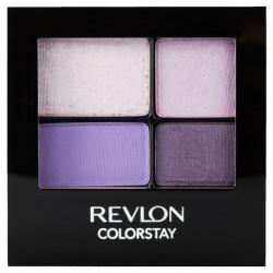 Revlon ColorStay 16 Hour Eye Shadow Quad Poczwórne cienie do powiek 530 Seductive 4,8g