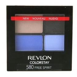 Revlon ColorStay 16 Hour Eye Shadow Quad Poczwórne cienie do powiek 580 Free Spirit 4,8g