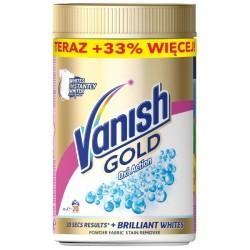 Vanish Gold Oxi Action Odplamiacz w proszku do białych tkanin 625g