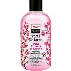 Aquolina Vivi Natura Pink Flowers Karite Żel pod prysznic 500ml