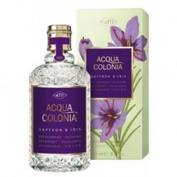 4711 Acqua Colonia Saffron & Iris Woda kolońska 170ml spray