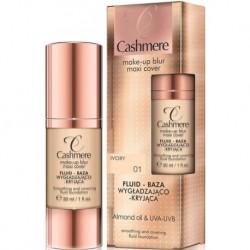 Cashmere Cashmere Make-Up Blur Maxi Cover Fluid - Baza wygładzająco-kryjąca 01 Ivory 30ml