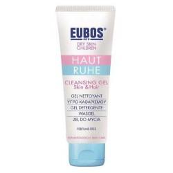 Eubos Med Cleansing Gel Skin & Hair Delikatny żel oczyszczający do mycia ciała dla dzieci 125ml