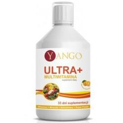 Yango Multiwitamina Ultra+ Suplement diety 500ml