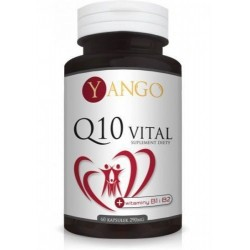 Yango Q10 Vital 290mg Suplement diety 60 kapsułek