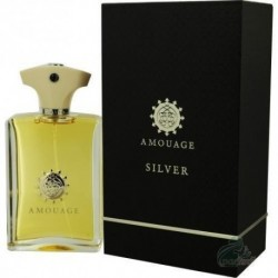 Amouage Silver for Man Woda perfumowana 100ml spray