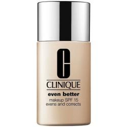 Clinique Even Better Makeup SPF15 Evens And Corrects Podkład wyrównujący koloryt skóry 26 Cashew 30ml