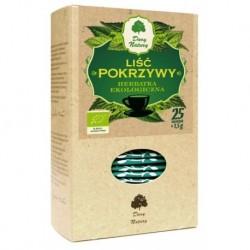 Dary Natury Herbatka ekologiczna Liść Pokrzywy 25x1,5g