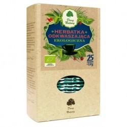 Dary Natury Herbatka ekologiczna Odkwaszająca 25x2g