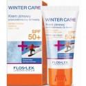 Floslek Winter Care krem zimowy przeciwsłoneczny do twarzy SPF 50+ 30ml