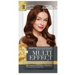 Joanna Multi Effect Keratin Complex Color Instant Color Shampoo szamponetka koloryzująca 09 Orzechowy Brąz 35g