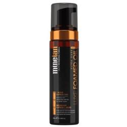 Minetan Luxe Foamed Oil luksusowy olejek samoopalający w piance Super Dark 200ml