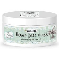 Nacomi Algae Face Mask algowa maska przeciwtrądzikowa 42g