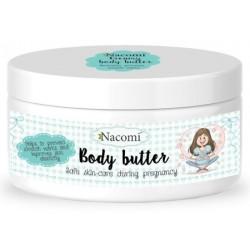 Nacomi Body Butter kremowe masło dla kobiet w ciąży 100g
