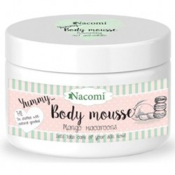 Nacomi Body Mousse mus do ciała Mango Macarons 180ml