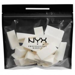 NYX Pro Beauty Wedges Gąbeczka do makijażu 20szt