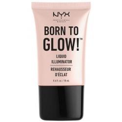 NYX Professional Makeup Born To Glow Liquid Illuminator rozświetlacz do twarzy 18ml