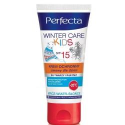Perfecta Winter Care krem ochronny dla dzieci SPF 15 50ml