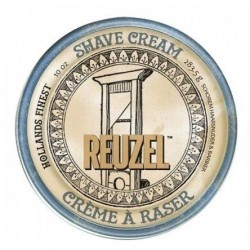 Reuzel Hollands Finest Shave Cream krem do golenia 283,5g