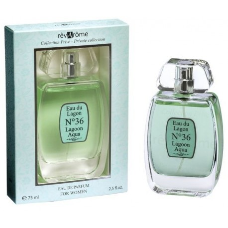 revarome collection prive - n°36 eau du lagon
