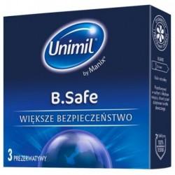 Unimil Skyn B. Safe prezerwatywy 3szt