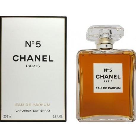 Chanel No. 5 Woda perfumowana 200ml spray