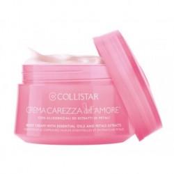 Collistar Crema Carezza Dell Amore Body Cream Krem do ciała z olejkami eterycznymi i wyciągiem z płatków kwiatów 200ml