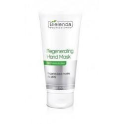 Bielenda Professional Regenerating Hand Mask Silk Proteins&Urea Regenerująca maska do dłoni 175ml