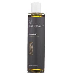 Naturativ Men Strength & Shine Shampoo Szampon do włosów dla mężczyzn 250ml