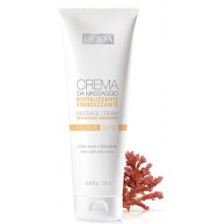 Pupa Home Spa Massage Cream Revitalizing Energizing Krem do masażu ciała 250ml