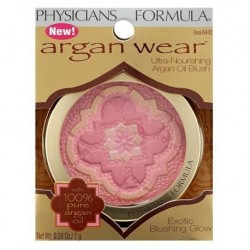 Physicians Formula Argan Wear Ulltra-Nourishing Argan Oil Blush Róż do policzków z olejkiem arganowym Rose 35ml