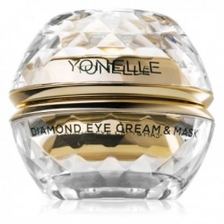 Yonelle Diamond Eye Cream & Mask Diamentowy krem i maska pod oczy i na usta 30ml