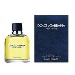 Dolce & Gabbana Pour Homme Woda toaletowa 75ml spray