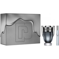 Paco Rabanne Invictus Intense Woda toaletowa 100ml spray + 10ml spray