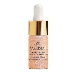 Collistar Face Highlighter Rozświetlacz w kroplach 2 Coral Pearl 14ml