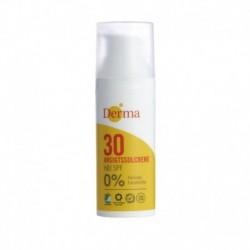 Derma Sun Ansigtssolcreme SPF30 Krem przeciwsłoneczny do twarzy 50ml