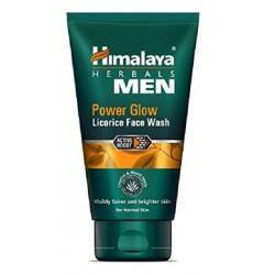 Himalaya Herbals Men Power Glow Licorice Face Wash żel do mycia twarzy 100ml