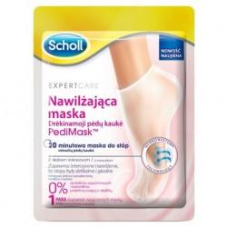 Scholl Expert Care skarpetki nawilżające do stóp