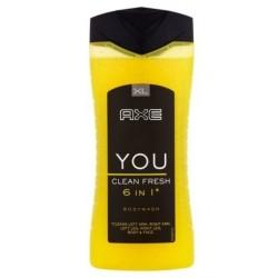AXE 6IN1 Body Wash You Clean Fresh Żel pod prysznic 400ml