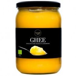 Foods By Ann Ekologiczne masło klarowane Ghee 500g