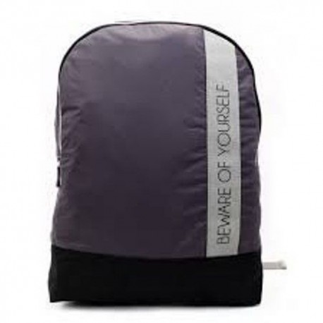 Jesus Del Pozo Halloween MAN Beware Of This Backpack plecak męski