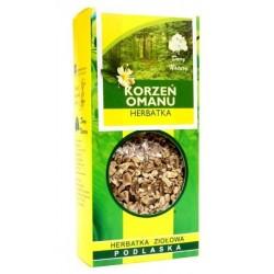 Dary Natury Herbatka Ekologiczna Korzeń Omanu 50g