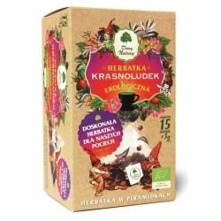 Dary Natury Herbatka Ekologiczna Krasnoludek 15x3g