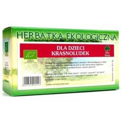 Dary Natury Herbatka Ekologiczna Krasnoludek herbatka dla dzieci 20x2g