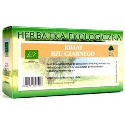 Dary Natury Herbatka Ekologiczna Kwiat Bzu Czarnego 20x2g