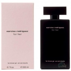 Narciso Rodriguez For Her Żel pod prysznic 200ml