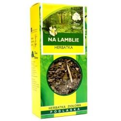 Dary Natury Herbatka Ekologiczna Na Lamblie 50g