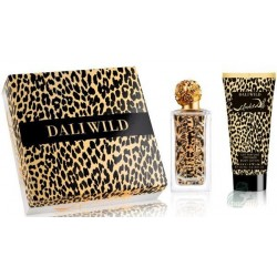 Salvador Dali Dali Wild Woda toaletowa 50ml spray + Balsam do ciała 100ml